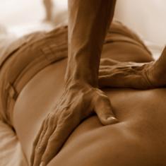 Image of medical massage