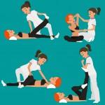 Thai Massage Session at Siskiyou Massage in Ashland Oregon