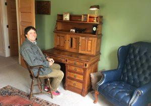 Antique Furniture In Syskiyou Massage Center