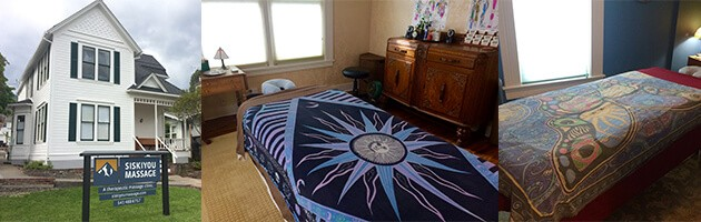Images of Siskiyou Massage Center