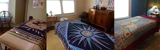 Siskiyou Massage Center Treatment Rooms