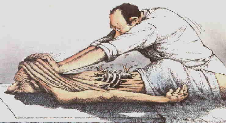 How deep is deep tissue massage