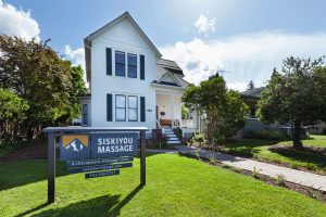 Siskiyou Massage Downtown Ashland Victorian House