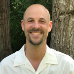 Kevin LaChapelle is a massage therapist at Siskiyou Massage in Ashland Oregon