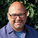 Steve Dominguez is a massage therapist at Siskiyou Massage
