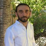Andrey Pravda is a massage therapist at Siskiyou Massage in Ashland Oregon