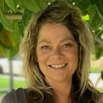 Gretchen Sumpter is a massage therapist at Siskiyou Massage in Ashland